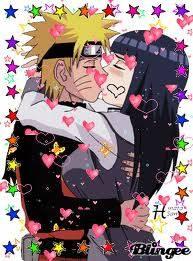 ini adalah Naruto n Hinata, yang masih di bawah umur, jangan di lihat b:D