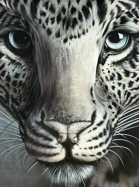Best Optical Illusion EVER!! Bisakah anda melihat gambar apakah sebenarnya....? -Klik WoW ya : )