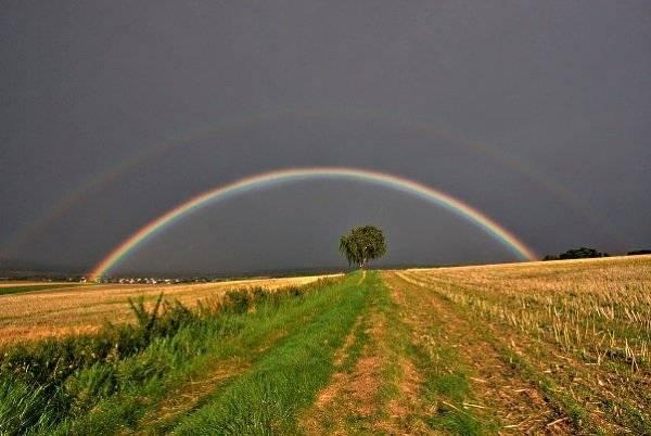 Beautiful Rainbow :)