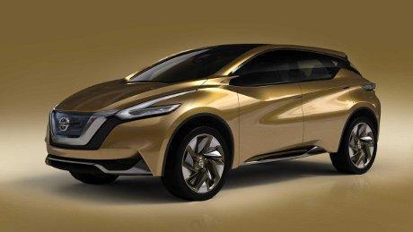 DETROIT—*Akhirnya Nissan memperlihatkan calon penerus Murano.*Berbekal desain yang stylish dan efisiensi berkat sistem hybrid yang teraplikasi, mobil konsep Nissan Resonance hadir sebagai calon pengganti Murano.