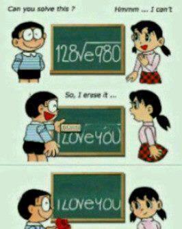 kasih WOW donx untuk Nobita