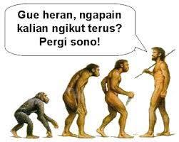 evolusi lucu klik WOW dulu dong !!!!