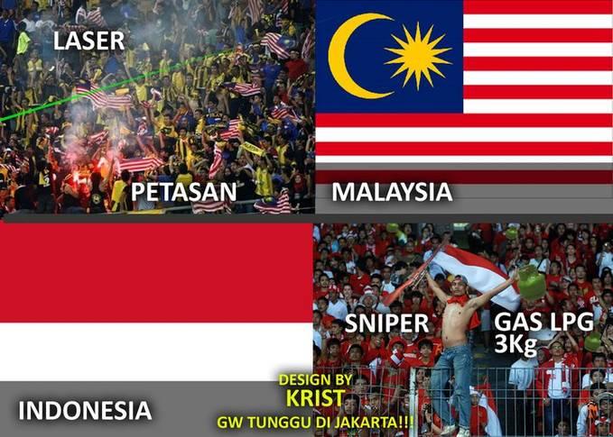 inilah perbedaan indonesia dan malaysia wooow