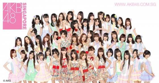 Yang suka AKB48 dalam hitungan ke tiga,klik WOW! 1,2,3~
