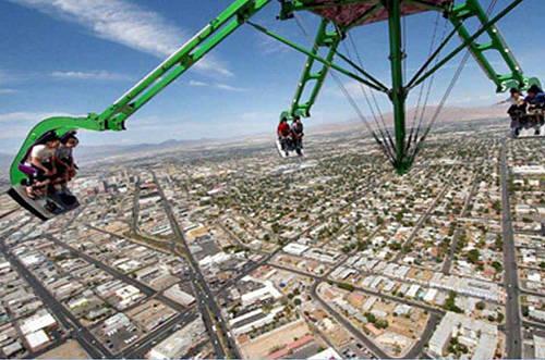 Theme Park,Las Vegas.