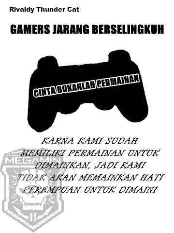 Buat para pecinta gamers