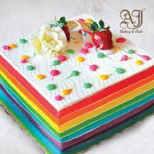 yang mau rainbow cake yang enak ini like us my page yang bernama korean vaprizece playing restaurant di facebook dan jangan lupa klik WOW ya jika kamu mempunyai akun pulsk OK?