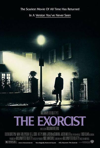 the exorcist salah satu film terseram sepanjang sejarah..jgn lupa WOWnya ya..