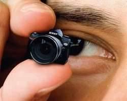 wooww,,, kamera nya keciiilll banget,,, O.o