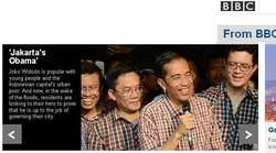 Media Inggris: Jokowi, Obamanya Jakarta