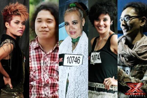 Peserta Ini Punya Gaya Tersendiri di X Factor Indonesia Memiliki penampilan dan gaya yang unik di diri para peserta X Factor Indonesia tentu bisa masuk dalam konsep musikalitas saat tampil di atas panggung.