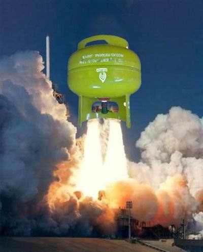 Inilah roket dari indonesia,, :D jangan lupa wow nya ......