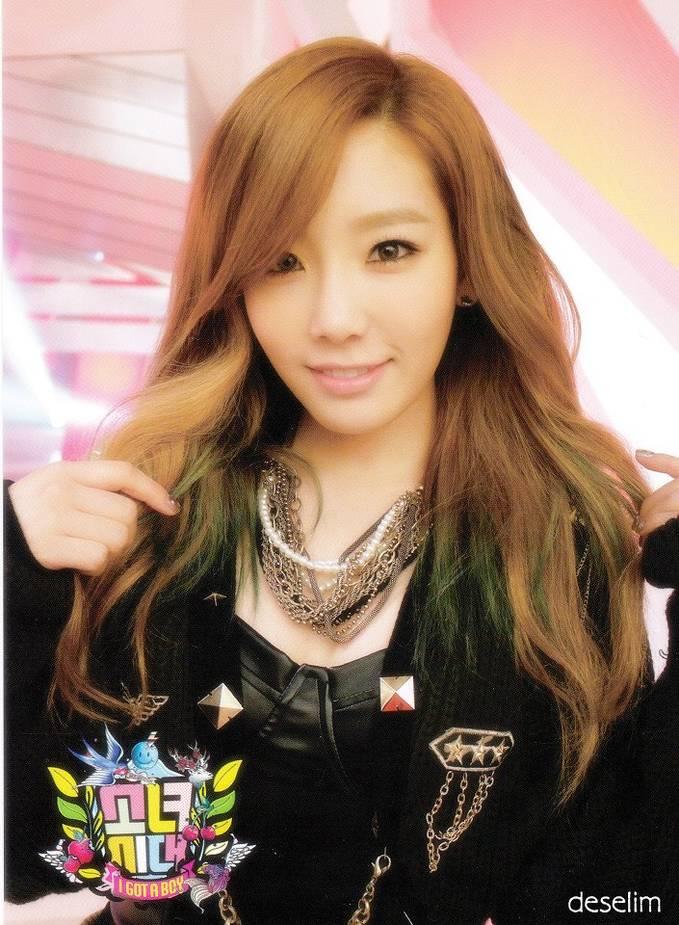 Taeyeon! Taegangers klik wow ya? :)