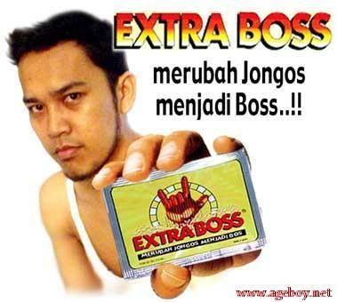 Jangan Pengen Jadi Boss Beli ini !! Produk ini berada pada Mall Terjauh di rumah anda Yang Klick WOW semoga dapet Jodoh Baik,cantik,solehah .. Amin