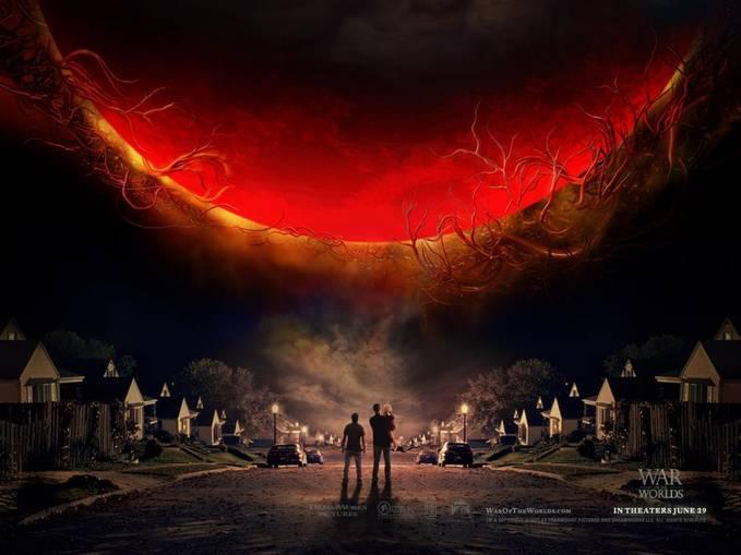 War of the Worlds film terbaru bertemakan Alien....