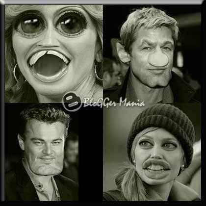 wow ada muka alien nih... lucu ya jangan lupa wow nya ya