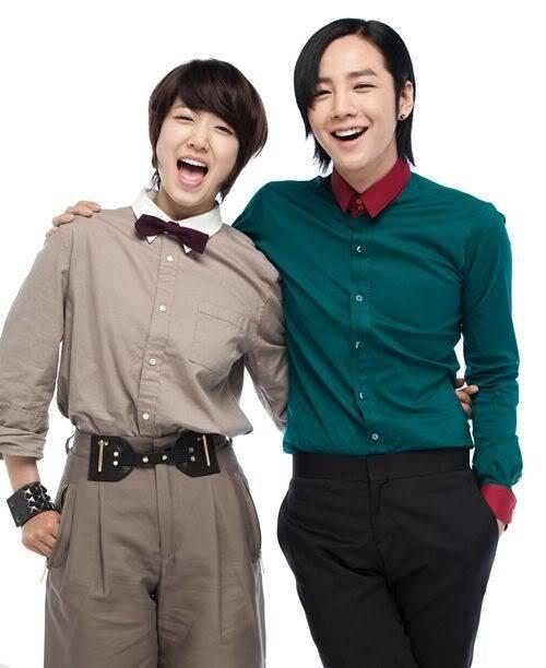 Ada yang inget mereka main dalam DRAKOR apa??? #Go Minam & Tae Kyung