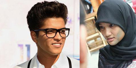 Support Fatin Shidqia Lubis, Fans Serang Akun Youtube Bruno Mars
