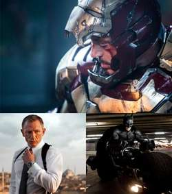 Marvel Jamin 'Iron Man 3' Tak Kalah dengan Batman dan James Bond