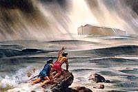 10 fakta mengejutkan banjir nabi nuh