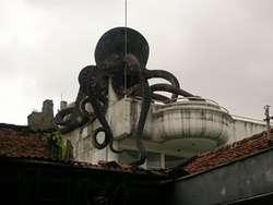 Misteri rumah gurita bandung terungkap !!