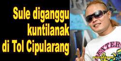 JAKARTA (Pos Kota) – Keangkeran KM 97 Tol Cipularang, Jawa Barat, bukan isapan jempol. Selain kerap terjadi kecelakaan, juga munculnya penampakan-penampakan sosok misterius. Seperti yang dialami Sule. Saat syuting film Arwah Kuntilanak Duyung !