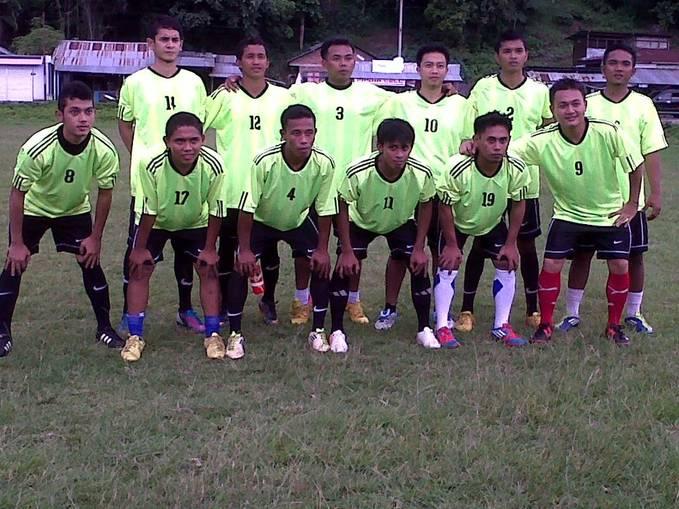 team inobonto selection.... tanding lawan PERSMA mANADO...
