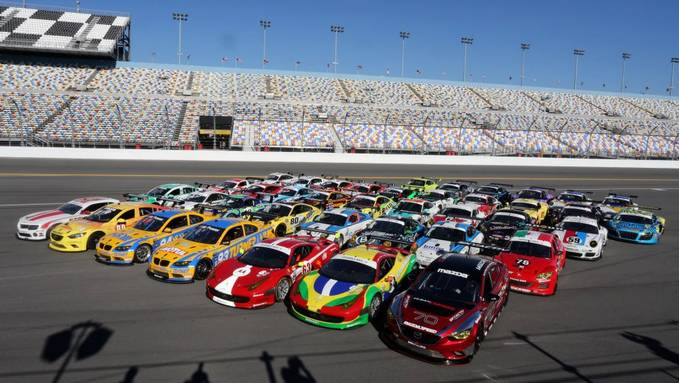 OMP America wishes the best of luck to all of the teams participating in the 24 Hours of Daytona