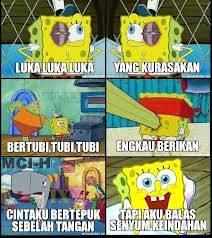 Spongebob Jg Bisa Mesra Yach Harusnya Kalian Jg Bisa Mesra