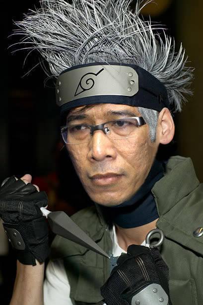 Kakashi OVJ.. U know??