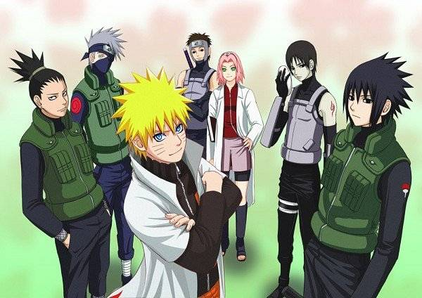 Naruto Akifudden Naruto jadi hokage ke 6 sasuke kembali ke desa konoha klik wow nya dunk