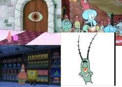 Spongebob, Simbol Dajjal dan Illuminati