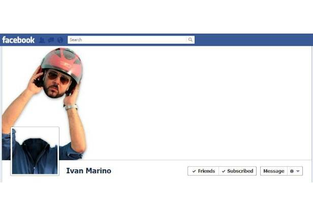 ada yang beda dengan sampul facebook ini, gimana kalau WOW buat yang satu ini!