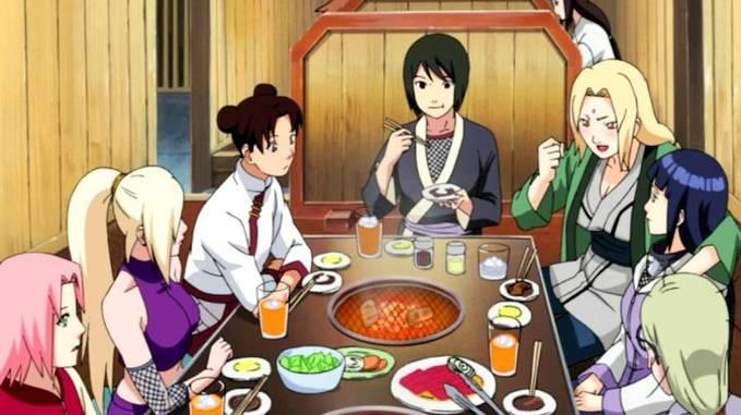 Mana Kunoichi Favorit Kalian??? Sudah Pasti Hinata kan?
