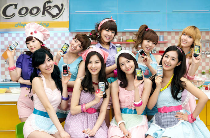 cantik yah.. personil SNSD/Girls generation kalian suka yang mana? jangn lupa yah say wow for SNSD.. :)