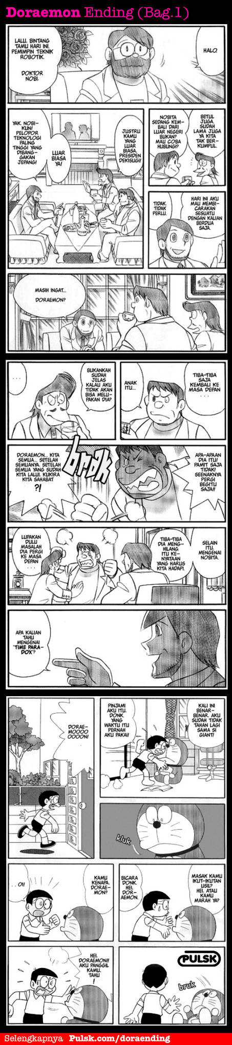 Ending Doraemon (Bagian 1/6)