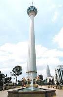 Menara Kuala Lumpur ternyata dirancang oleh putra Indonesia, Ir.Achmad Murdijat alumni ITB. jgn lupa wow nya