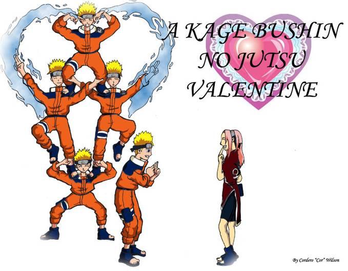wah..Naruto nembak sakura... klik wownya yah.. :)
