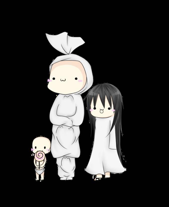 Pocong + Kuntil anak = Tuyul
