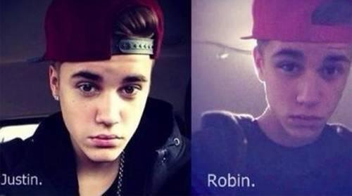 Kembaran Justin Bieber ? no ! Look Like