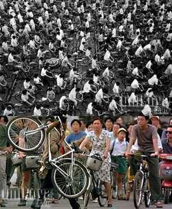 Di China, Sepeda Kini Jadi Simbol Status Kekayaan