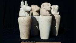 Ditemukan Pemakaman 3000 Tahun Dekat Kuil Firaun