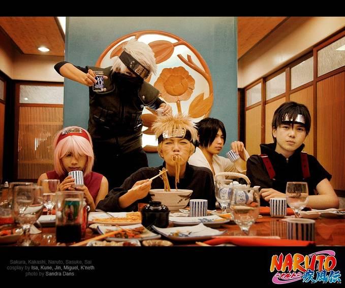 menurut kalian mirip nggak sama yg di kartunnya Naruto.... hehehehe,,,,yg setuju jngan lupa WOW nya yaaaaa,,,:) yg nggak setuju juga gak apa2....yg penting WOW :)