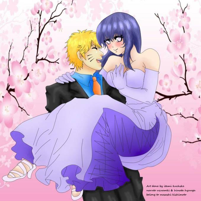 NaruHina,.,..,.,.,.,.,.,.,.,.,. Hinata terlihat cantiik kalau memakai Gaun itu kan?