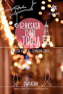 Raksasa Dari Jogja (RDJ) merupakan novel pertama Dwitasari, salah satu mahasiswi Sastra Indonesia FIB UI (Depok, Jawa Barat) yang mulai menyenangi dunia tulis-menulis sejak ia masih mengenakan seragam putih-merah. Seperti yang tertulis d