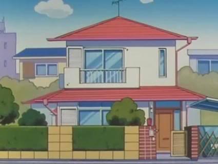 ayo tebak ini rumah tokoh anime jepang mana?