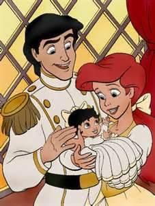 Bagi pecinta Little Mermaid! Tau dong siapa yg kecil itu! Minta WOW n 3 org yg duluan tau nama bayi itu, COMMENT! Nanti q FOLLOW deh!
