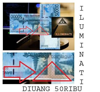ternyata di indonesia byk ditemukan iluminati apakah dajjal sudah menyerang kita???