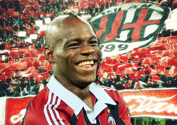 Mario Balotelli hengkang dari Manchester City dan Resmi pindah ke AC Milan mampu nggak yaaa dia cetak gol di milan.... Buat tifosi2 AC Milan WOWnya yaaaa.....