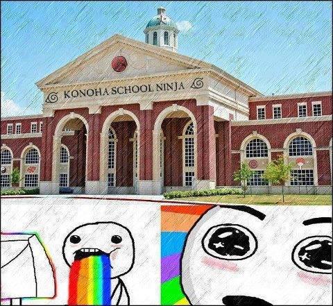 ini adalah sekolah KONOHA SCHOOL NINJA . jagan lupa WOW nya yh,,,?